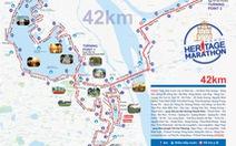 Hơn 2.000 VĐV dự giải 'Hanoi International Heritage Marathon 2018'