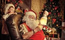 Tinh thần 'ông già Noel'