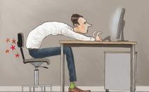 9 điều sẽ xảy ra với cơ thể nếu bạn ngồi cả ngày