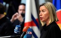 EU muốn kết nối với châu Á