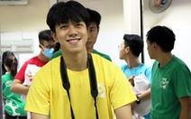Gặp người nhỏ tuổi nhất chuyến tàu Thanh niên Đông Nam Á