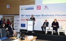Diễn đàn doanh nghiệp Á - Âu: Kết nối chính phủ - doanh nghiệp