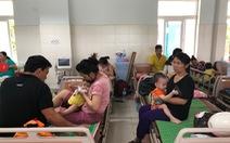 Một bệnh nhi tử vong vì bệnh chân tay miệng ở Quảng Ngãi