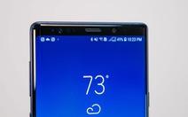 Samsung thử nghiệm smartphone có camera selfie nằm dưới màn hình