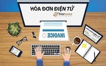 Hộ kinh doanh có doanh thu từ 3 tỉ/năm phải dùng hóa đơn điện tử
