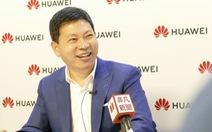 Huawei cũng đang phát triển smartphone 5G gập được