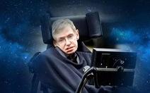 Nhà bác học Stephen Hawking: 'Chúa không tồn tại!'