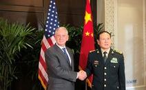 Mỹ cân nhắc đưa tàu qua eo biển Đài Loan