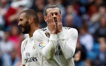 'Ngã ngựa' trước Levante, Real Madrid lập kỷ lục buồn