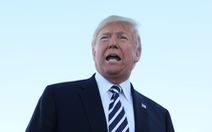 Ông Trump tuyên bố rút khỏi hiệp định kiểm soát tên lửa với Nga