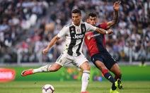 Juventus mất mạch toàn thắng dù Ronaldo ghi bàn