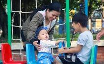 Mở khu vui chơi cho con em công nhân