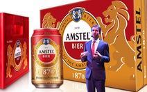 HEINEKEN Việt Nam ra mắt dòng bia Amstel
