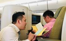 Vietnam Airlines tính toán giảm hạng thương gia, tăng vé phổ thông