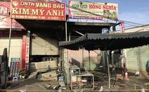 Cháy shop hoa ở Buôn Ma Thuột, 2 người chết