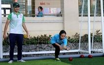 Special Olympic nâng bước người thiểu năng