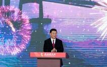Trung Quốc khánh thành cầu vượt biển dài 55 km