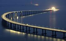 Cầu vượt biển của Trung Quốc và những con số 'khủng'