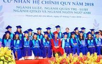 Hàng ngàn sinh viên ở TP.HCM bị buộc thôi học, vì đâu?