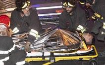 Sập thang cuốn tàu điện ngầm, hơn 20 CĐV CSKA Moscow bị thương