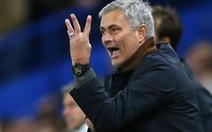 Ba ngón tay của Jose Mourinho