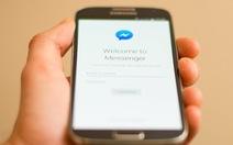 Facebook cải tiến chat Messenger