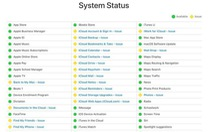 Apple iCloud gặp sự cố, hơn hai phần ba dịch vụ liên quan ngưng hoạt động