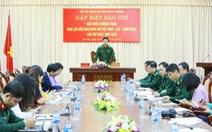 Giao lưu hữu nghị biên giới Việt Nam - Lào - Campuchia