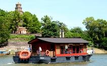 Sông Hương có du thuyền mới