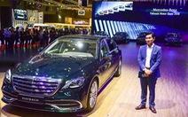 Ngắm xe sang tại Vietnam Motor Show 2018