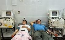 Người đàn ông 66 lần hiến máu