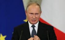 Nga tuyên bố đặt vào 'tầm ngắm' các nước châu Âu chứa tên lửa Mỹ
