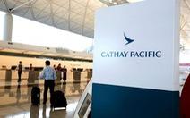 Cổ phiếu Cathay Pacific xuống thấp nhất 9 năm vì tin tặc