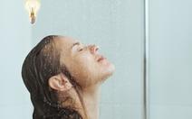 Con người dễ nảy ra sáng kiến khi... tắm?