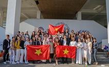 Việt Nam đạt ngôi Á quân cuộc thi Thẩm mỹ – Làm đẹp tại Hàn Quốc