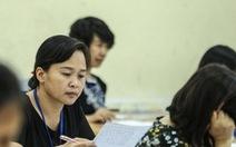 Gần 50% bài thi dưới trung bình, sao tốt nghiệp THPT trên 97%?