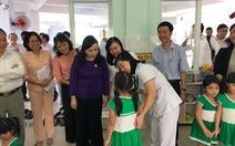 TP.HCM có 82 ổ dịch tay chân miệng trong trường học