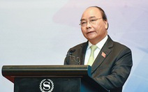 Thủ tướng Nguyễn Xuân Phúc: chấm dứt mọi rào cản đối với phụ nữ