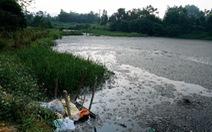 Phó giám đốc URENCO Hà Nội: 'Nước thải bãi rác đổ ra hồ là do kíp trực chủ quan'