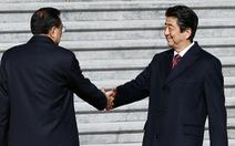 Nhật - Trung bước vào kỷ nguyên quan hệ mới