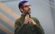 CEO Google nghĩ mọi người đều biết điện thoại đang theo dõi họ