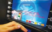 Cảnh báo tội phạm thẻ hoành hành mùa mua sắm cuối năm