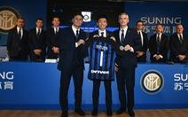 Inter Milan bổ nhiệm chủ tịch 26 tuổi người Trung Quốc