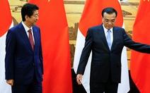 Thủ tướng Nhật Shinzo Abe thăm Trung Quốc: Nỗ lực cân bằng quan hệ