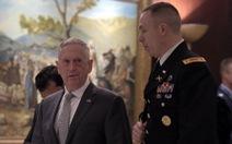 Bộ trưởng Quốc phòng Mỹ James Mattis: 'Nga không thể thay Mỹ ở Trung Đông'