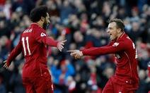 Đè bẹp Cardiff, Liverpool chiếm ngôi đầu bảng