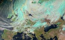 Tại sao châu Âu ít khi có bão?