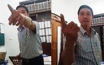 Cảnh cáo trưởng phòng vung ghế dọa nạt nữ đồng nghiệp