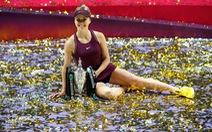 Elina Svitolina đăng quang ở WTA Finals