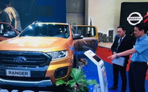 Xe bán tải lỗi hộp số 10 cấp, Ford Việt Nam nói gì?